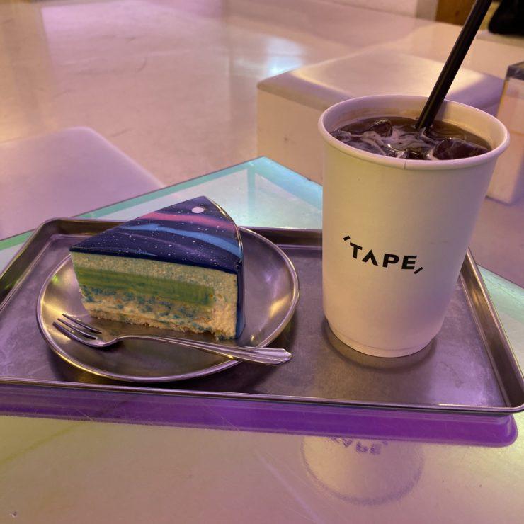 ギャラクシーケーキ