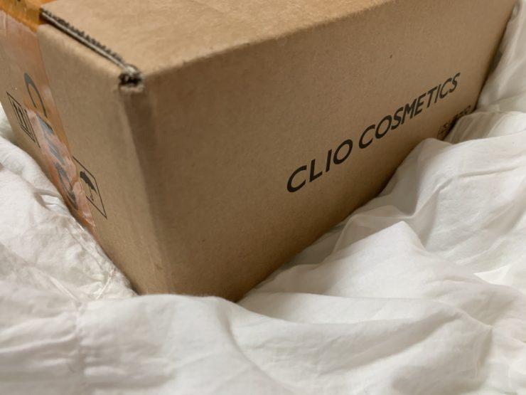 CLIOサマー福袋 箱