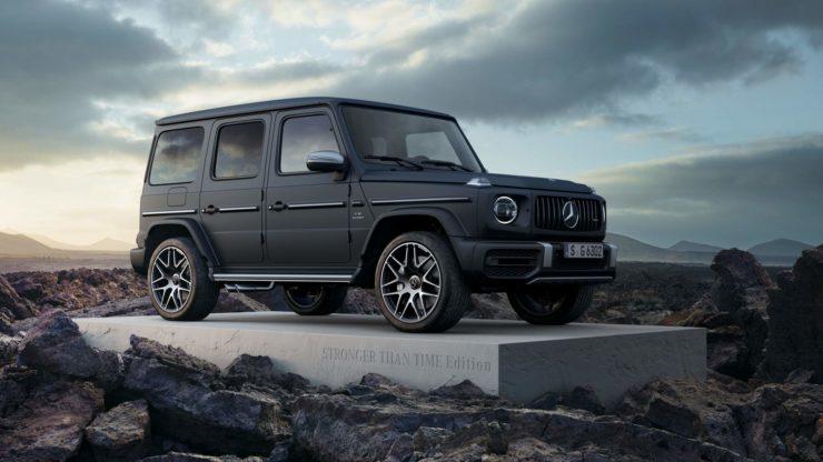 Mercedes-Benz『G-Class』