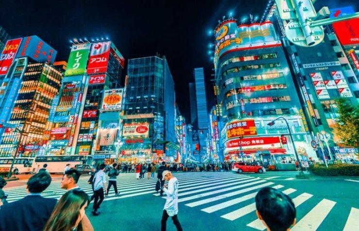 東京在住友人