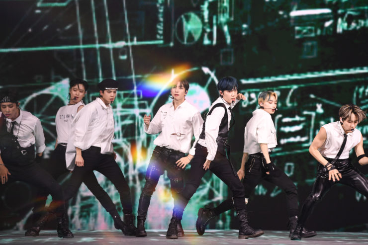 THE BOYZ ライブレポート in 2020 SUPER ON:TACT by Qoo10