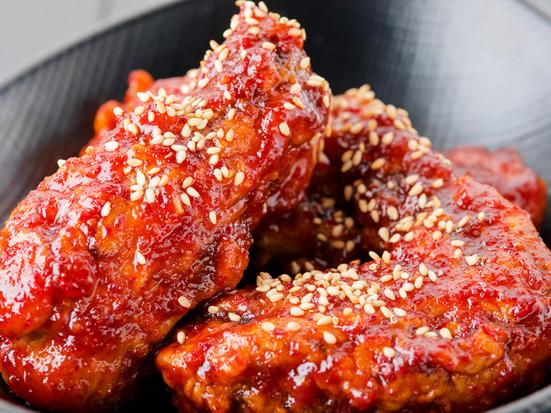 チキンマフィアの韓国チキン