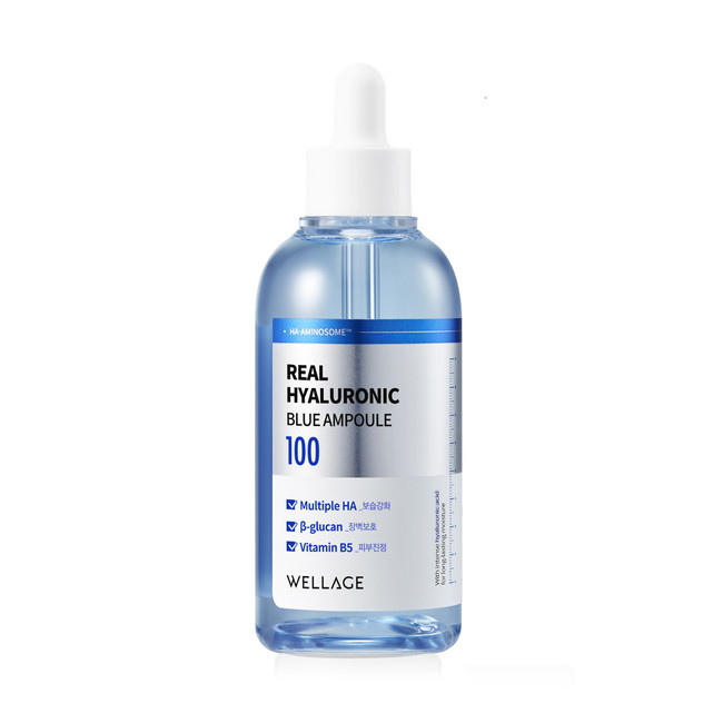 Real Hyaluronic Blue Ampoule100